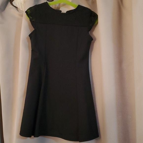 Black dress for girl